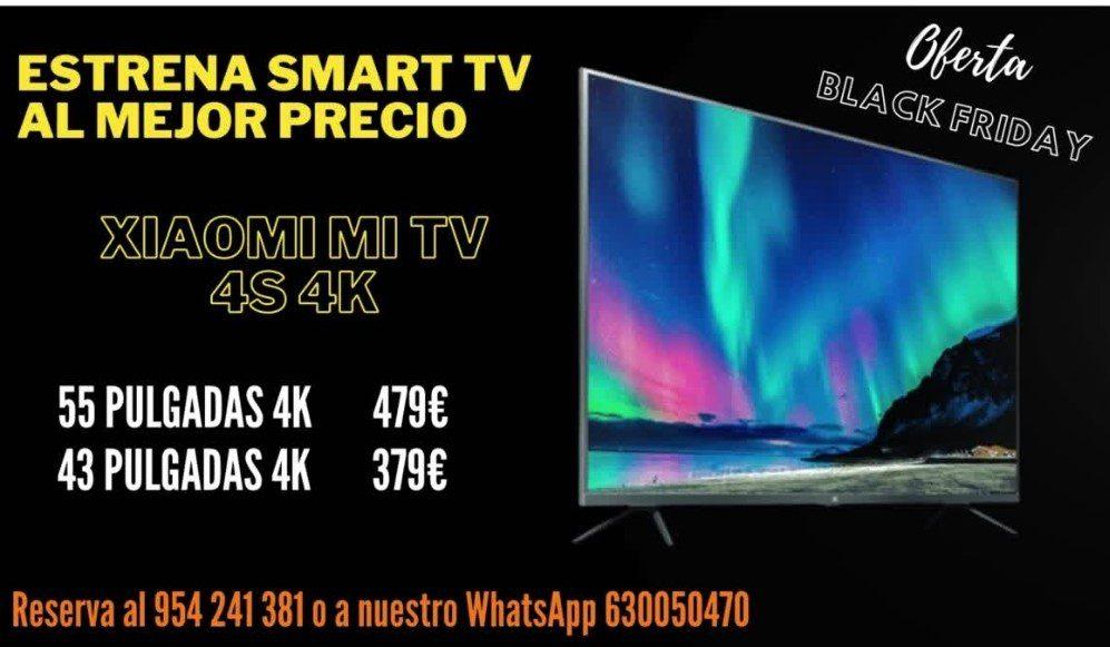 Xiaomi Mi TV 4S 4K es la TV con la mejor relación calidad-precio