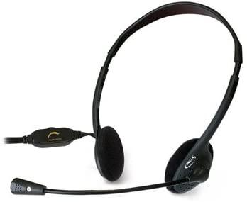 NGS MS103 estéreo auriculares Multimedia con micrófono